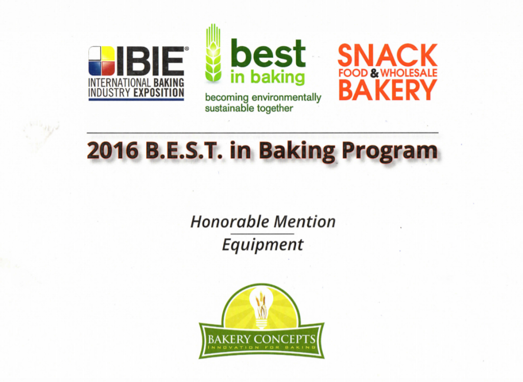 concept bakery award winners 2016